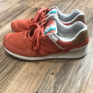 New Balance Sneakers 🍊